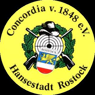 Logo der Schützengesellschaft Concordia von 1848 e.V.